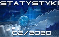 statystyki miesięczne luty 2020