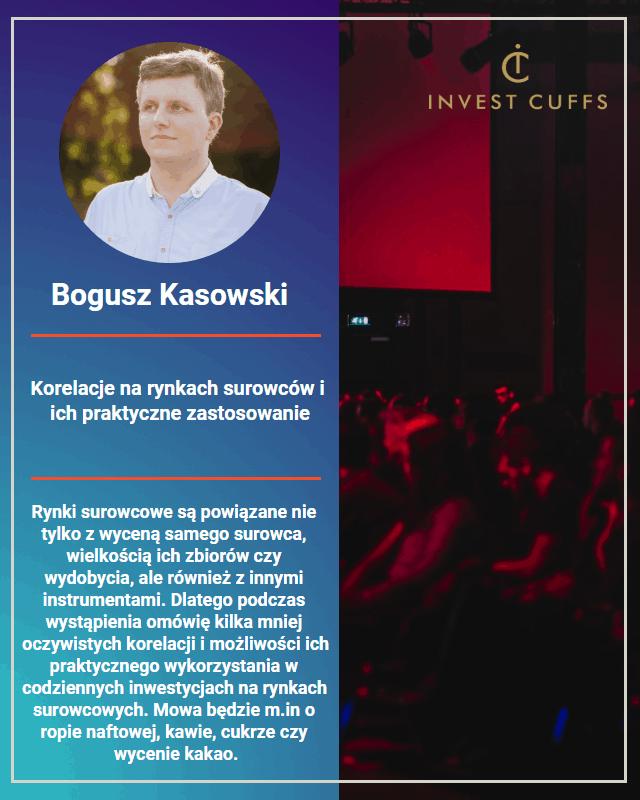opis mojego wystąpienia na Invest Cuffs 2020; autor: Maksymilian Bączkowski