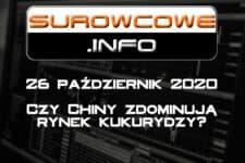 surowcowe info 26 październik 2020