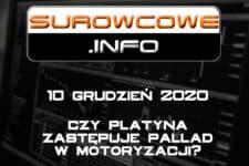 surowcowe info 10 grudzień 2020