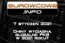 surowcowe info 7 styczeń 2021
