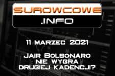 Surowcowe.info 11 marzec 2021