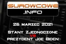 Surowcowe.info 25 marzec 2021