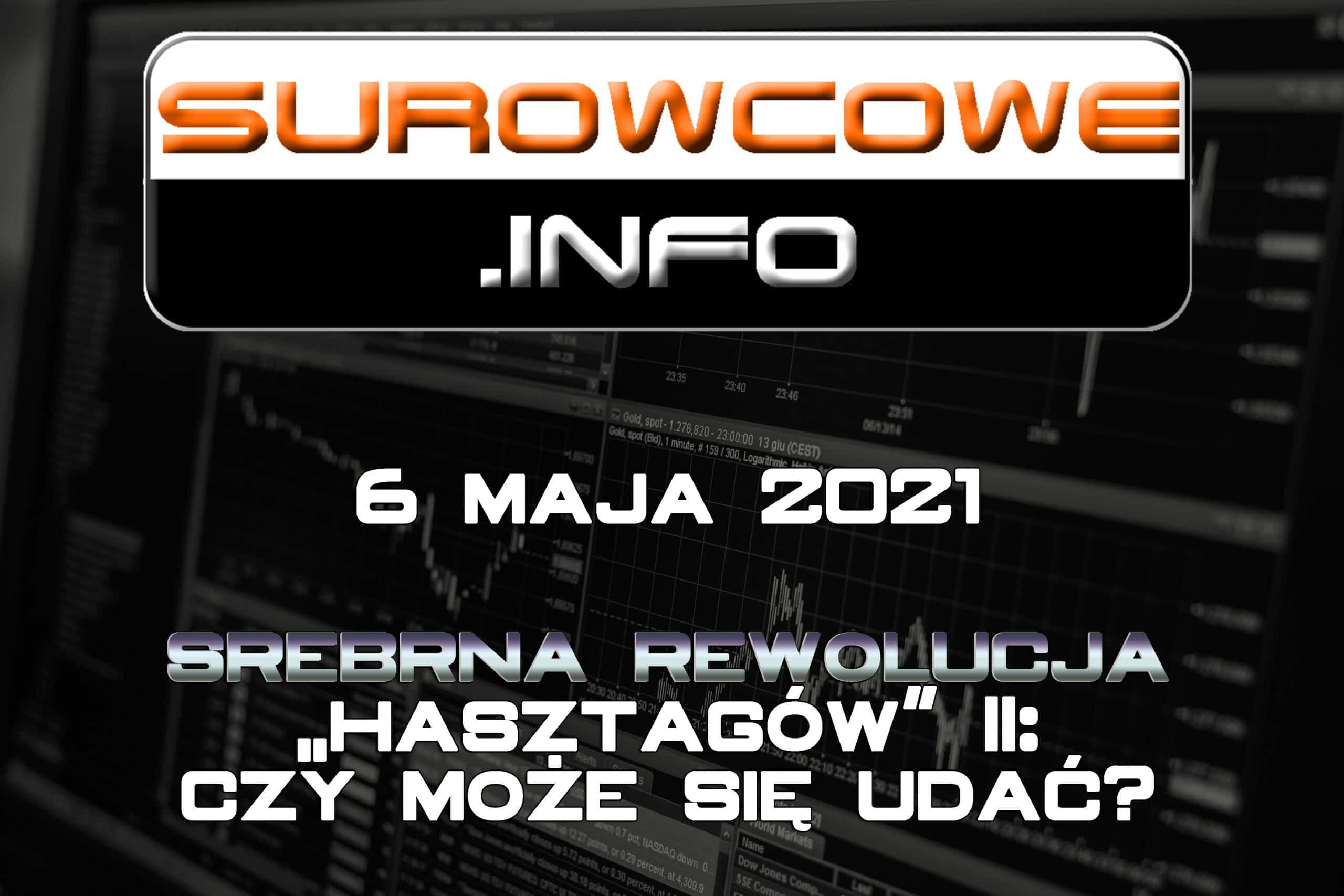 Surowcowe.info 6 maja 2021