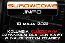 Surowcowe.info 10 maja 2021